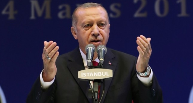 أردوغان: نتمنى التوفيق لجنودنا  المشاركين في عملية المخلب ضد إرهابيي بي كا كا