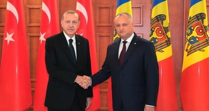Турция и Молдова упрощают визовый режим