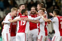 Ajax sitting on fortune with golden generation