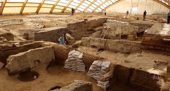 مدينة أثرية في تركيا لم تشهد أي حروب على مدار 4 آلاف عام