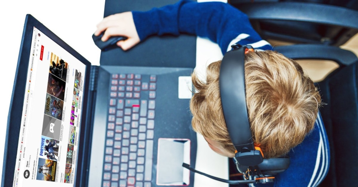 According to experts, gaming disorder is one of the most common psychiatric problems among kids.
