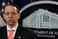 US Deputy Attorney General Rod Rosenstein to resign within weeks: source