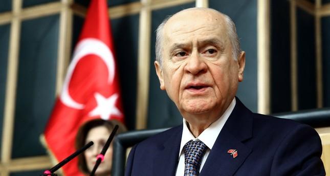 زعيم الحركة القومية التركية: تحالف الشعب يتعرض لمحاولة تخريب