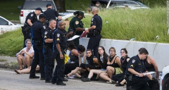 الشرطة الأمريكية تصيب ألف شخص سنويا في عموم البلاد