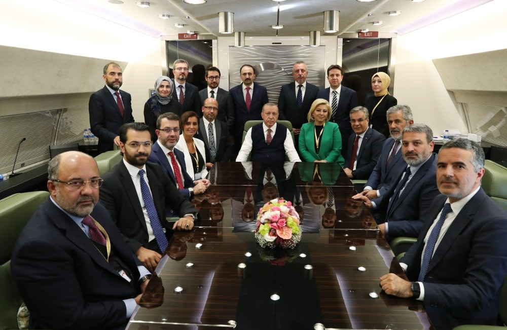 President Recep Tayyip Erdou011fan said intense diplomatic efforts are underway with Assad's main supporters, Russia and Iran, to avoid escalations in Idlib.