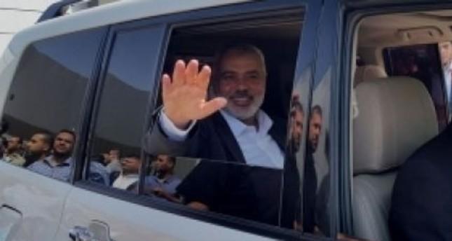 زيارة مفاجئة لوفد من حماس إلى القاهرة قبيل يوم من مسيرة العودة الكبرى