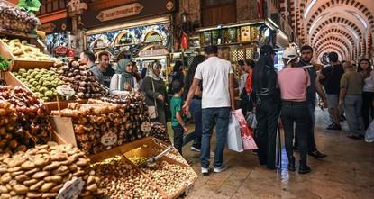 تركيا.. ارتفاع التضخم بنسبة0.91بالمئة خلال فبراير