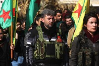 YPG sends terrorists to Syria's Afrin under civilian guise