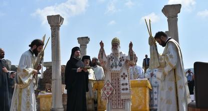 Orthodox world remembers St John in ancient basilica