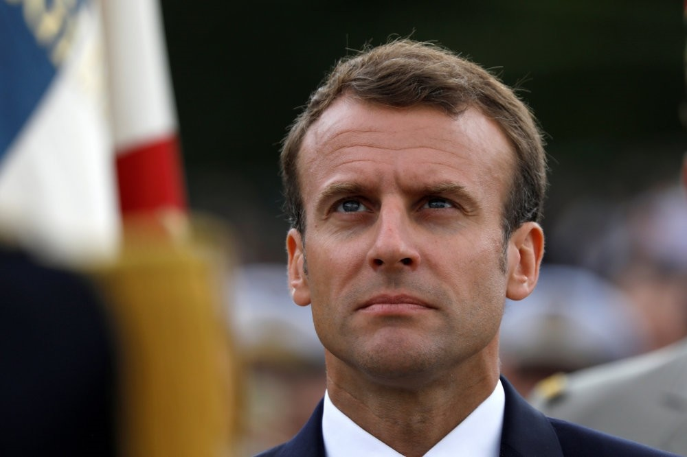 French President Emmanuel Macron faces challanges after two ministrial resignations.
