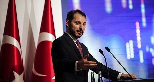 3 آلاف مستثمر أجنبي طلبوا المشاركة في لقاء وزير المالية التركي
