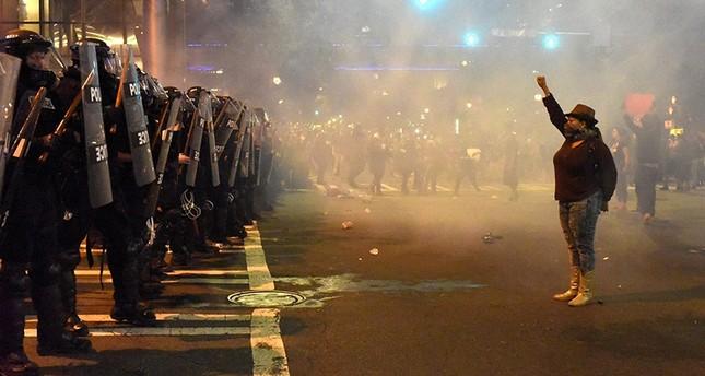 USA: Ausnahmezustand in Charlotte nach Schüssen