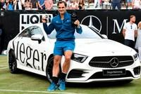 Federer back at No.1 after 98th career win in Stuttgart