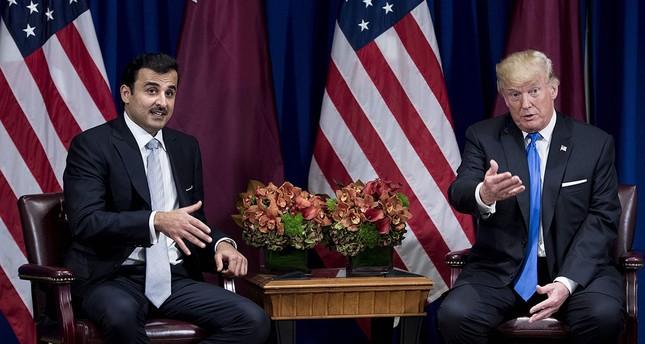 Bericht: Trump verhinderte Invasion von Katar