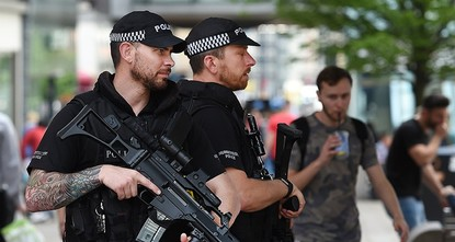 pBritish police have arrested two more men in connection with the Manchester attack, taking the number of people in custody to eight, Greater Manchester police said in a tweet on...