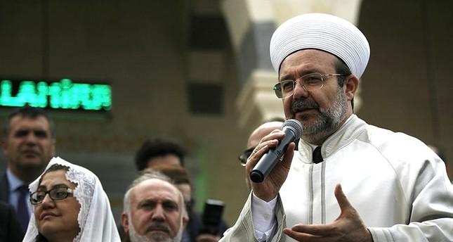 غورماز: تقييد الأذان في القدس يعني إنكار الوجود الإسلامي فيها