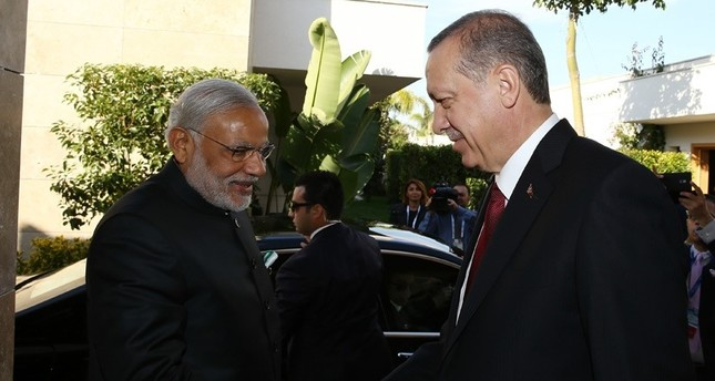 Erdoğan's India visit to tap into trade potential