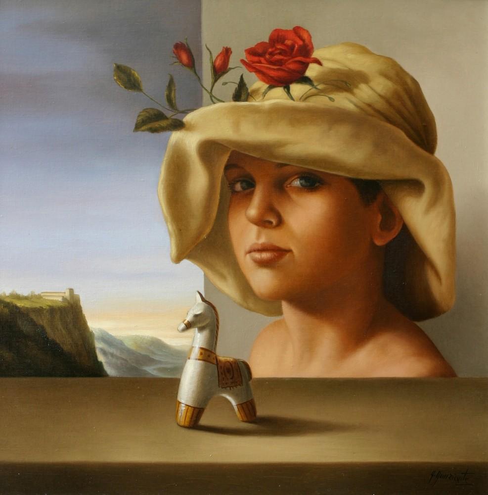 A work by Antonio Nunziante.