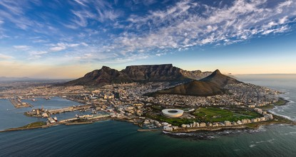 Cape Town: A vibrant city with unique nature on the edge of Africa