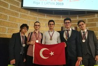 Turkey wins 3 gold in European Physics Olympiad