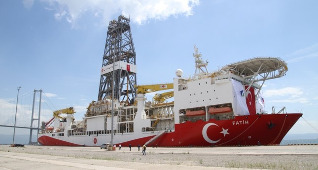 Turkey to drill first well in Mediterranean by end of 2018