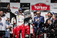 Tanak powers Toyota to victory at WRC Rally Turkey