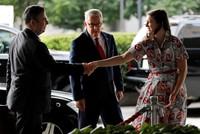 Talks to ease tensions between Turkey and US begin