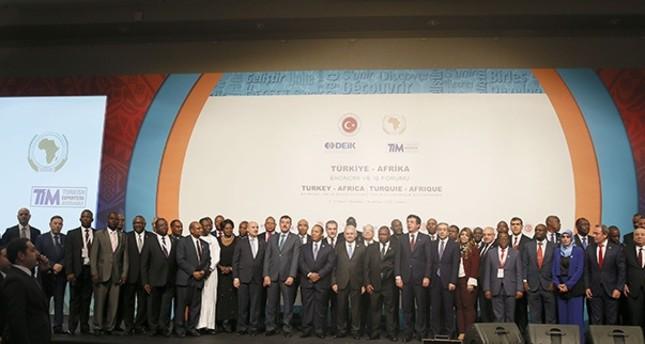 اختتام منتدى الأعمال التركي الإفريقي.. توافق على تمتين العلاقات وتعزيز الشراكة
