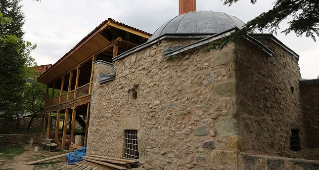 466-year-old mosque to be repaired in northeastern Turkey