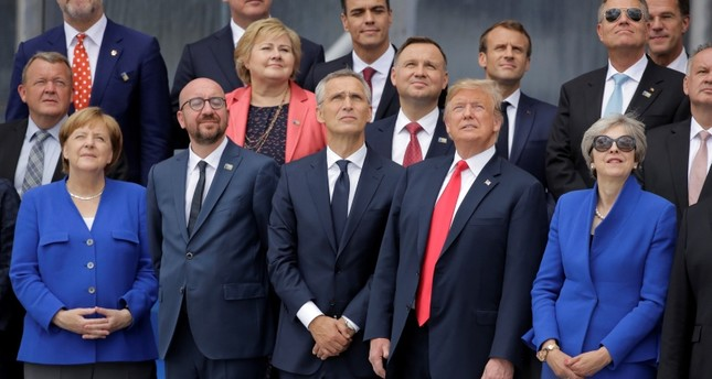لأول مرة.. ترامب يصف الاتحاد الأوروبي بأنه عدو للولايات المتحدة