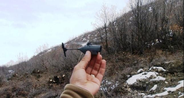 طائرة النحلة التي يستخدمها الجيش التركي تتحول إلى كابوس للإرهابيين