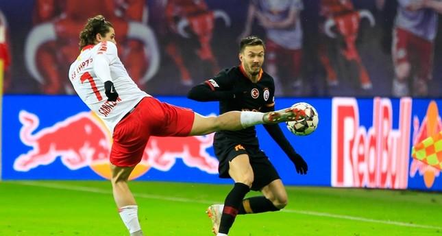 غلاطة سراي التركي يتعادل مع لايبزيغ الألماني ودياً