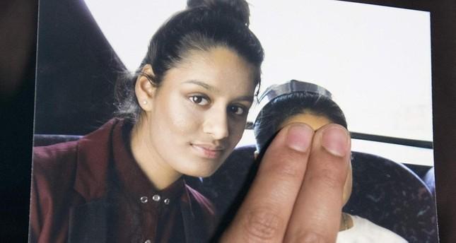 صورة لشميمة بيغوم عرضتها شقيقتها الكبرى أثناء حوار مع إحدى الصحف الإنجليزية