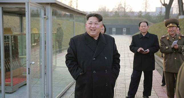 emPhoto from Korean Central News Agency (KCNA) via Reuters/em