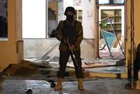 10 قتلى على الأقل بينهم ضابط رفيع إثر تفجير استهدف مسجدا جنوب غربي باكستان