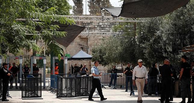 Israel installs security cameras at Al-Aqsa Mosque