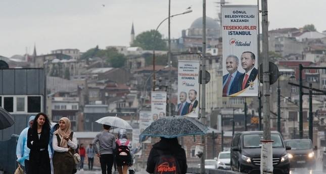 سكان إسطنبول يؤجلون عطلتهم للمشاركة في إعادة الانتخابات في 23 يونيو