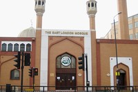 Hate crimes targeting mosques and other Muslim places of worship across the U.K. more than doubled in the past year, a report said Monday.