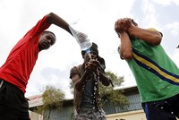 Countries need to quadruple spending to $150 billion a year to deliver universal safe water and sanitation, helping to reduce childhood disease and deaths while boosting economic growth, said the...