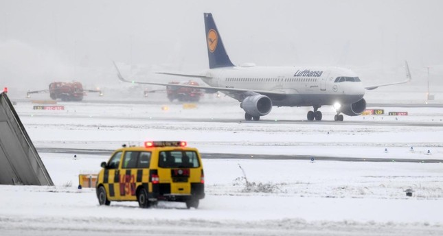 Ankommende Flüge Frankfurt