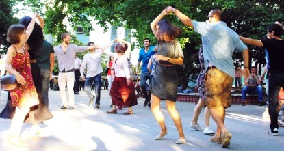 Dance your heart out at Balfolk Istanbul