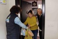 توصيل الطلبات للبيت للمسنين الأناضول