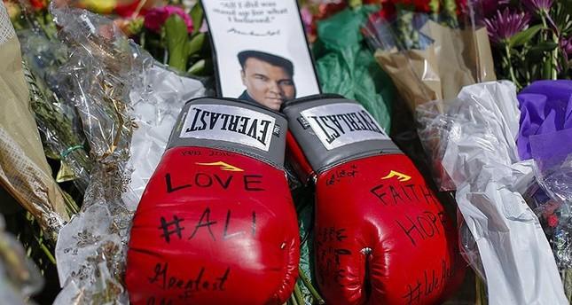أردوغان يشارك في تشييع جنازة أسطورة الملاكمة محمد علي الجمعة