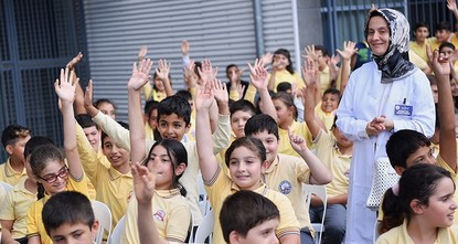 Turkey's students exceed population of 143 countries