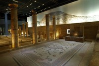 Record number of tourists visit Turkey's Zeugma Mosaic Museum