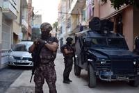 Over 590 PKK, Daesh terrorist suspects detained across Turkey