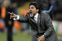 Maradona to coach Mexico second-tier side Dorados