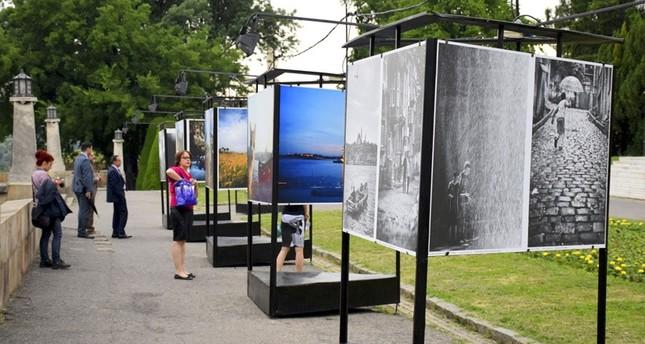 """افتتاح معرض صور """"من اسطنبول للأناضول"""" في صربيا"""