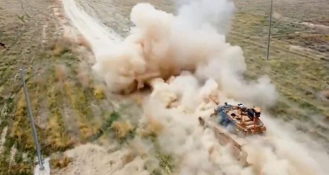 تركيا.. اختبارات ناجحة لنظام محلي لإطلاق قذائف من الدبابات