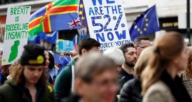 5 ملايين بريطاني يوقعون على عريضة إلغاء بريكست
